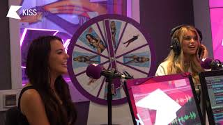 Download Love Island's Hayley and Rosie talk Georgia kissing Jack and Couples at Risk 😮 | KISS BREAKFAST Video