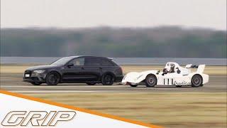 Download Getunter Audi RS 6 gegen alle - GRIP - Folge 360 - RTL2 Video