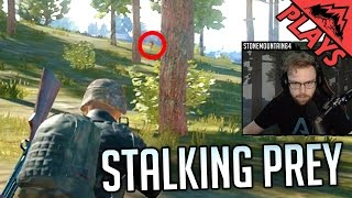 Download SOLO STALKING - PlayerUnknown's Battlegrounds #14 (PUBG SOLO Gameplay) StoneMountain64 Solo Win Video