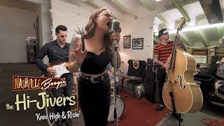 Download 'Knee High & Risin' The Hi-Jivers NASHVILLE BOOGIE (bopflix sessions) BOPFLIX Video