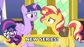 Download MLP: Equestria Girls - Part 2 Sunset Shimmer's Saga: Forgotten Friendship 🏰 Video
