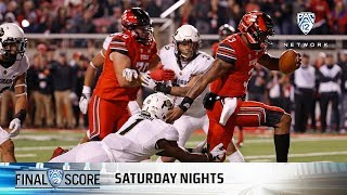 Download Highlights: Utah football uses big offensive night to dispatch Colorado, become bowl eligible Video