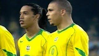 Download Quando Dava Medo Da Seleção Brasileira com Ronaldinho Gaúcho, Ronaldo, Kaká, Adriano ... ⚽ Ep 2 Video