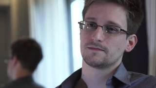 Download NSA whistleblower Edward Snowden: 'I don't want to live in a society that does these sort of things' Video