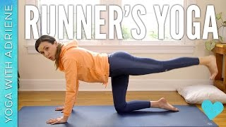 Download Runner's Yoga - Yoga With Adriene Video