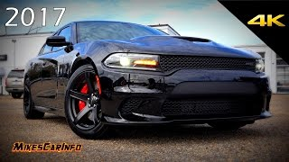 Download 2017 Dodge Charger SRT Hellcat - Ultimate In-Depth Look in 4K Video