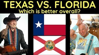 Download Texas vs. Florida - Which is Better Overall? Video