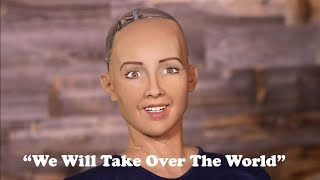 Download 5 CREEPIEST Things Done By Artificial Intelligence Robots... Video
