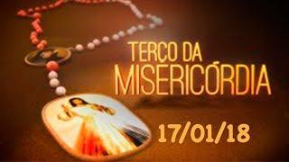 Download Terço da Misericórdia de 17/01/18 - Daniela Miranda e Pe. Marcio Prado Video