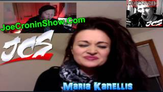Download Maria Kanellis FULL INTERVIEW Video