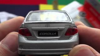 Download 2009 Toyota Corolla Welly Toys. Video