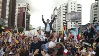 Download Lasso asegura que habrá segunda vuelta en Ecuador Video