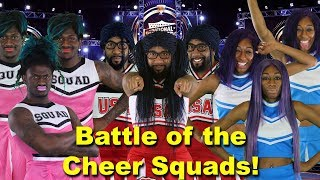 Download Battle of the Cheer Squads! 🔥😂 | Random Structure TV Video