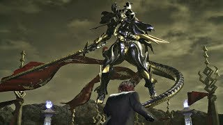 Download FINAL FANTASY XV Comrades - Ending & Bahamut Final Boss Fight (1080p 60fps) Video
