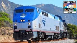 Download Amtrak Trains of America! 50+ Trains! Video