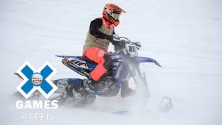 Download Men's Snow BikeCross: FULL BROADCAST | X Games Aspen 2018 Video