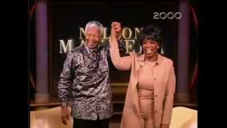 Download Nelson Mandela on Oprah Winfrey Video