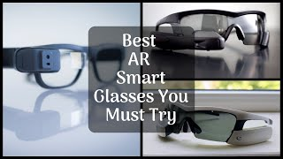 Download 7 Best AR Smart Glasses (Augmented Reality Smart Glasses) Video
