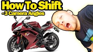 Download How to Shift Gears on a Motorbike Video