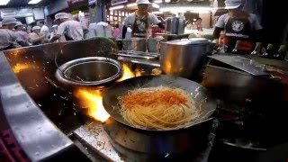 Download Pad Thai Thip Samai Bangkok Street Food Thailand Video
