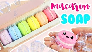 Download How to Make DIY Macaron Soap! Video