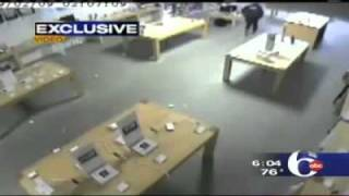 Download Apple Store Robbery! Video