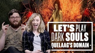 Download Let's Play Dark Souls Episode 8: SPRING BREAK MILDRED SAVES THE DAY Video