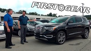 Download First Gear - 2017 GMC Acadia Denali - Review and Test Drive Video