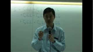 Download Transport Phenomena lecture on 26-10-12 - Momentum transport 2/10 (part 1 of 6) Video