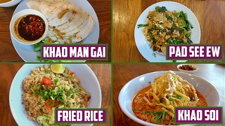 Download 4 One Plate Thai Dishes You'll Love (Feat. Chicken) Video