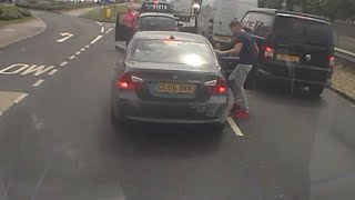 Download ROAD RAGE caught on Camera. (Man Gets Punched in Face) Video