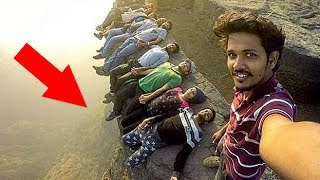 Download 10 Most Dangerous Selfies Ever Taken Video