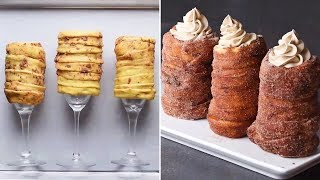 Download Cinnamon Rolls to Cinnamon GOALS: This Chimney Cake hack will take your brunch to the next level! Video