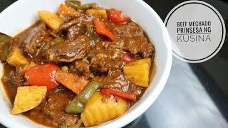Download Beef Mechado Video