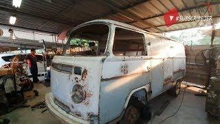 Download Bengkel kustom di belakang tong sampah! - VW Trash Garage   VLOG Video