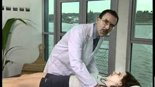Download Osteopathic Manipulation Sacro-iliac Joint using Chicago Technique Video