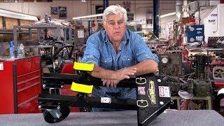 Download Rolling Car Jacks - Jay Leno's Garage Video