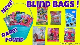 Download 20 Blind Bags Opening Trolls Series 4 2 Animal Jam Shopkins Littlest pet Shop Thomas Minis RARE Disn Video