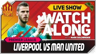 Download Liverpool vs Manchester United LIVE Watchalong Video