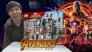 Download ต่อเลโก้ Avengers Infinity War โคตรใหญ่อลังการ!!!【LEGO: Sanctum Sanctorum Showdown】 Video