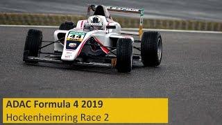 Download ADAC Formula 4 Race 2 Hockenheimring 2019 Re-Live English Video