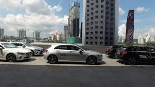 Download 2019 New Mercedes-Benz A200 W177 Driving Review | Evomalaysia Video