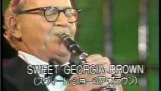 Download Sweet Georgia Brown - Benny Goodman 1980 Video
