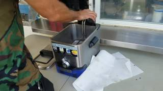 Download Concessions fryer instructions Video