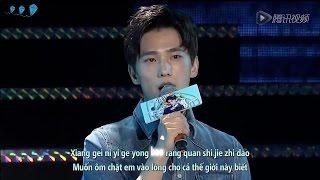 Download [Vietsub] [LIVE] Vy Vy cười rất đẹp xinh - Dương Dương (OST Yêu em từ cái nhìn đầu tiên) Video