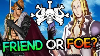 Download Drake & Hawkins: Friends or Foes? - One Piece Discussion Video