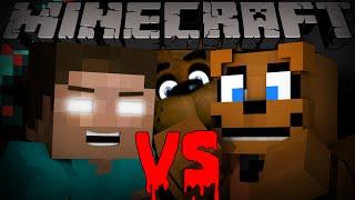 Download Herobrine vs Freddy Fazbear Video