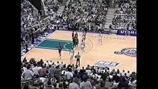 Download Rockets at Jazz - Game 5 - '97 Conference Finals - 5/27/97 (Highlights) Video