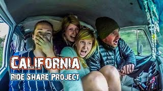 Download 4 GIRLS, 1 GUY, A VW BUS ROAD TRIP Video