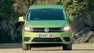 Download 2017 Volkswagen Caddy (UK) Video